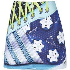 The Campaign: Mary Katrantzou for Adidas Originals