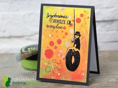 stamping cards, carabelle swing