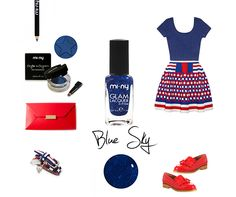 BLUE SKY  Be Fashion with MI-NY Cosmetics  SHOP ONLINE-Acquista Online http://www.minyshop.com/it/blu/173-blue-sky.html   #miny #nailpolish #smalto #nails #glamour #fashion #madeinitaly #noanimaltesting #outfit #outfitoftheday #glam #glamcolors #baby #fashionista
