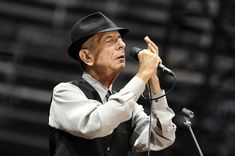 """""""Maybe I'll get a second wind, I don't know. I don't dare attach myself to a spiritual strategy. I don't dare do that. I've got some work to do. Take care of business. I am ready to die. I hope it's not too uncomfortable. That's about it for me.""""  ― Leonard Norman Cohen.  [September 21, 1934 - November 7, 2016] ❥ was a Canadian singer, songwriter, poet and novelist. His work explored religion, politics, isolation, sexuality, and personal relationships. #Cohen #Music #Montreal #Canada…"""