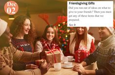 Teelie's Top Picks Friendsgiving Gifts...See it: www.teelieturner.com  Did you run out of ideas on what to give to your friends? Then you must get any of these items that we prepared. #gifts #teelieturner