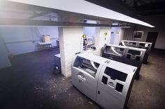 DOOB GROUP's Production Facility in Düsseldorf, Germany #doob3d #doobgroup #3dprinting