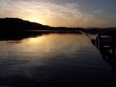 Lake Ouachita Sunrise