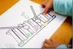 Putting stickers on the dot-paint sheet… Letter X Crafts, Abc Crafts, Alphabet Crafts, Alphabet Activities, Toddler Activities, Preschool Letters, Preschool Classroom, Preschool Ideas, Classroom Ideas