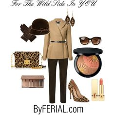 """Autumn Season"" by byferial on Polyvore"