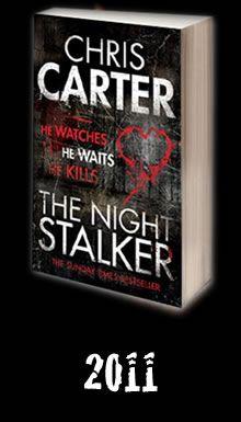 The Night Stalker (Robert Hunter series) by Chris Carter
