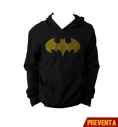 """Sudadera Batman  "" Morras disponible en www.kingmonster.com.mx"