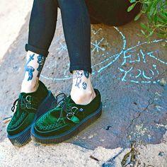 Hannah Snowdon x #TUK | #TUKSHOES | Shot by: Hannah Ray