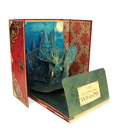 J.K. Rowling's Wizarding World - A Pop-Up Gallery of Curiosities: Amazon.it: Warner Bros: Libri in altre lingue