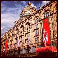 #london #jubilee #harrods #2012 - @marusia_in_londonland- #webstagram