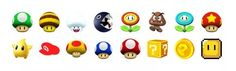 Reader Poll - What's your favorite Mario power-up? - Nintendo Everything Mushroom Tattoos, Mario Party, Clay Tutorials, Super Mario Bros, Your Favorite, Polymer Clay, Make It Yourself, This Or That Questions, Wii