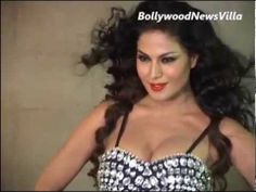 Veena Malik's one of the MOST HOTTEST photoshoot video ever.