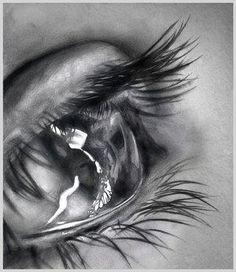 Beginnings of tears