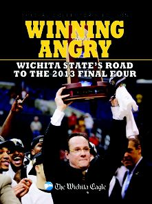 Wichita State Shockers Final Four book, available at www.kcisports.com