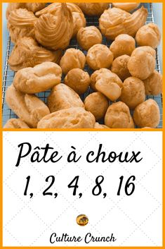 Croquembouche, Choux Pastry, Biscuits, Bread And Pastries, Eclairs, Beignets, Weight Gain, Sweet Treats, Snack Recipes