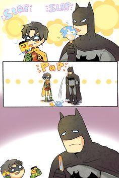feels batman(´・⌒・`)