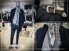 #Daymood Farsi notare con stile!  Vi aspettiamo in negozio con un sacco di nuovi #outfit pensati per l'uomo di oggi che non vuole passare inosservato! #JeansandCocollezioni
