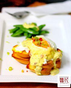 nava-k: Malaysian Egg Benedict