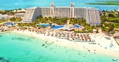 (Viajar Barato) 13%OFF Pacote CANCUN - All Inclusive + Open bar!