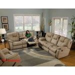 Southern Motion - Avalon 2 Piece Dual Reclining Sofa & Dual Reclining Console Sofa - 838-31-28