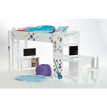 journey girl beds on pinterest girls furniture american girls and