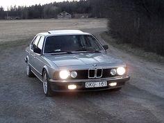 BMW 745i Turbo #5
