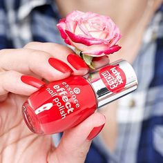 """we're ready for the oktoberfest with our effect nail polish """"36 styled for the red carpet!""""- what colour nail polish are you wearing today? heartconfetti_ballbeersnail_careskin-tone-2 #essence #essencecosmetics #essencelove #loveatfirsttry #effectnailpolish #styledfortheredcarpet #red #rednails #nailart #nails2inspire #nailartclub #nailsoftheday #notd #nail #nailstagram #wiesn #oktoberfest #munich #ozapftis #bavaria - See more at…"""
