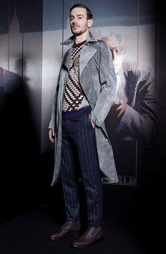 Trussardi Fall 2017 Menswear Collection Photos - Vogue