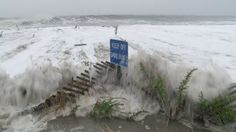 East Coast Faces Rising Seas From Slowing Gulf Stream - Experts on the sea level rise triggered by climate change have long known that it will proceed faster in some places than others. The mid-Atlantic coast of the U.S. is one of them, and the reason — in theory, anyway — is that global warming should slow the flow of the Gulf Stream as it moves north and then east toward northern Europe.