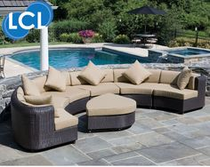 Only the highest quality rattan furniture....