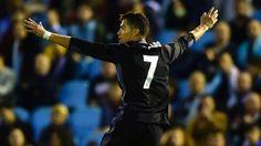 Celta Vigo assistant hits out at referee as Cristiano Ronaldo escapes booking