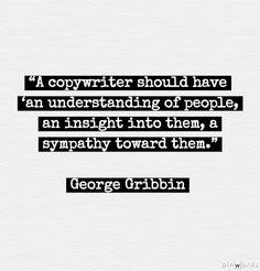QOTD | copywriting | marketing | quotes