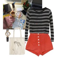Untitled #55 by kittymaid on Polyvore featuring polyvore fashion style