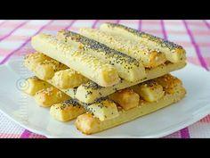 Reteta de saratele cu branza este minunata atunci cand avem pofta de gustare. Ceva usor sarat, crocant, cu gust de branza. Mi-au venit in gand saratelele. Quick Recipes, Cake Recipes, Dessert Recipes, Desserts, Cooking Bread, Cooking Recipes, Tapas, Romanian Food, Romanian Recipes