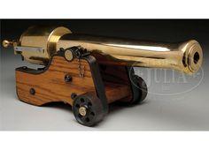 Bronze cannon