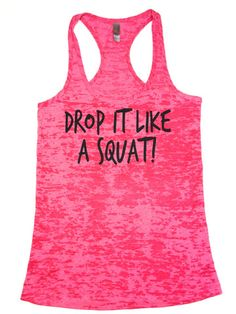 Drop it like a squat. Hah!