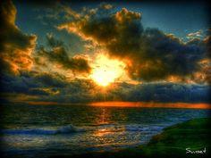 Sunset, via Flickr.