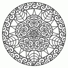 Free Abstract Coloring Pages to color on the first day while taking attendance etc.