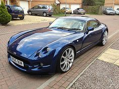 TVR Cerbera LS1 5.7 V8 T56 6-speed wide arch 20' Kahns fully re-built chassis