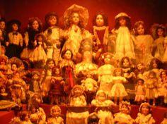 una noche de los museos en buenos aires - las muñecas del isaac fernández blanco