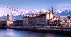 #Grenoble #France