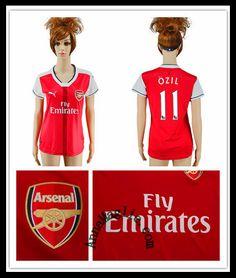 Donna Maglia 2016 2017 Arsenal 11 OZIL prima divisa http://www.annamaglie.com/donna-maglia-2016-2017-arsenal-11-ozil-prima-divisa-p-3048.html