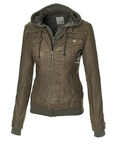 Made By Johnny Women's 2-For-One Hood... $59.49