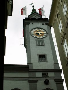 Salzburg, Austria - Rathaus (City Hall) by jaime.silva, via Flickr