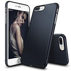 iPhone 7 Plus Case, Ringke [Slim] Snug-Fit Slender [Tailo…