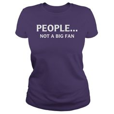 Funny People Not a Big Fan T-Shirt Introvert Tee #gift #ideas #Popular #Everything #Videos #Shop #Animals #pets #Architecture #Art #Cars #motorcycles #Celebrities #DIY #crafts #Design #Education #Entertainment #Food #drink #Gardening #Geek #Hair #beauty #Health #fitness #History #Holidays #events #Home decor #Humor #Illustrations #posters #Kids #parenting #Men #Outdoors #Photography #Products #Quotes #Science #nature #Sports #Tattoos #Technology #Travel #Weddings #Women