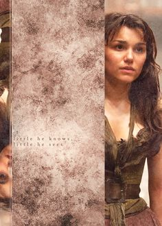 Les Misérables - Eponine. she makes me want to bawl my eyes out when she sings her parts of the song.