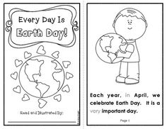 Updated This item now includes two versions to accommodate varying reading levels. The second version is simpler, with repetitive text an. Earth Day Activities, Spring Activities, Holiday Activities, Classroom Activities, Classroom Ideas, Kindergarten Science, Teaching Science, Teaching Reading, Learning