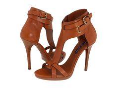Ralph Lauren Collection Dallyce Rl Gold Designer High Heel
