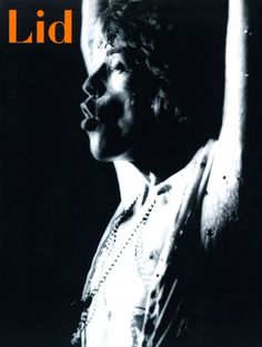 Lid / Mick Jagger